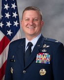 Col Matthew Jones, 436th Airlift Wing commander