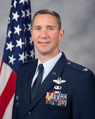Col Shannon Anderson, 436th Airlift Wing vice commander