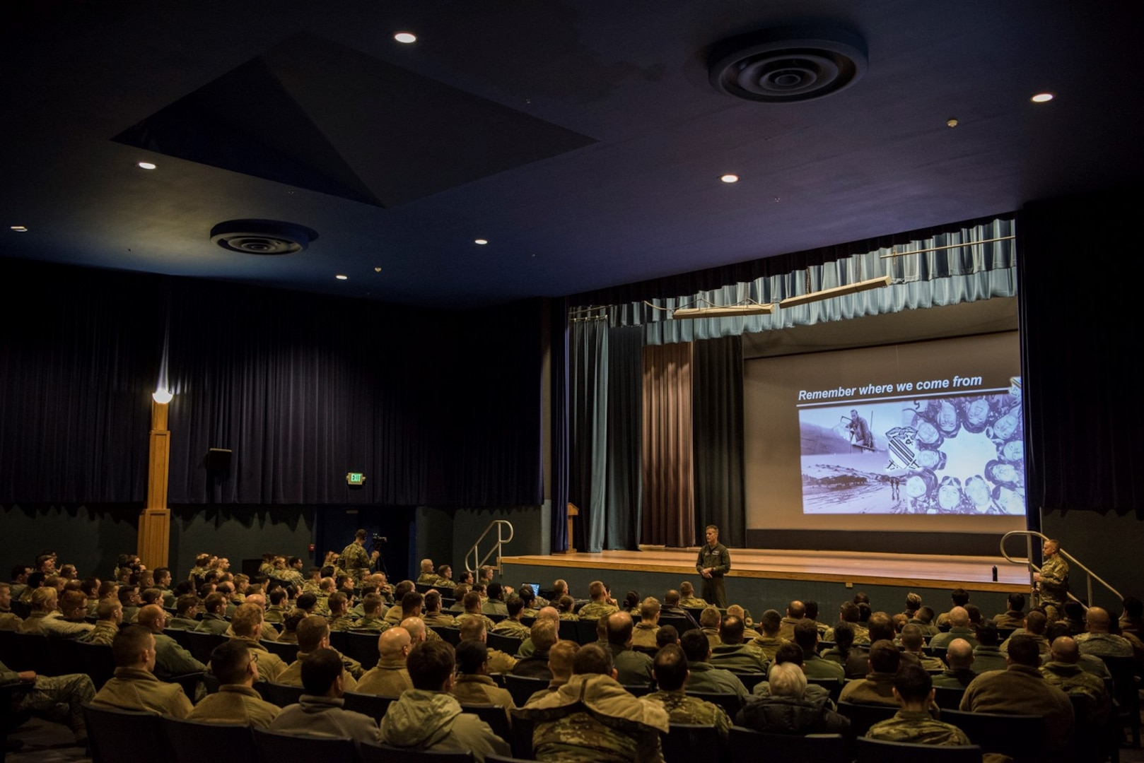 354th Fighter Wing Commander Maps Out 2020