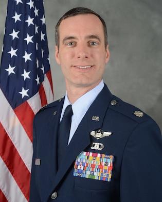 Official Photo 9th Bomb Squadron commander