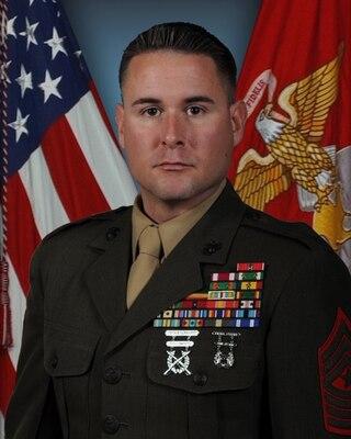 Inspector-Instructor Sergeant Major, 4th Reconnaissance Battalion