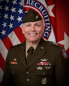 Major General Frank M. Muth