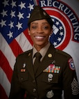 Command Sgt. Maj. Tabitha Gavia