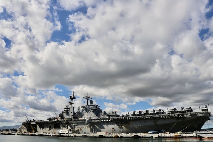 Naval Supply Systems Fleet Logistics Center Pearl Harbor Announces 2020 Strategy