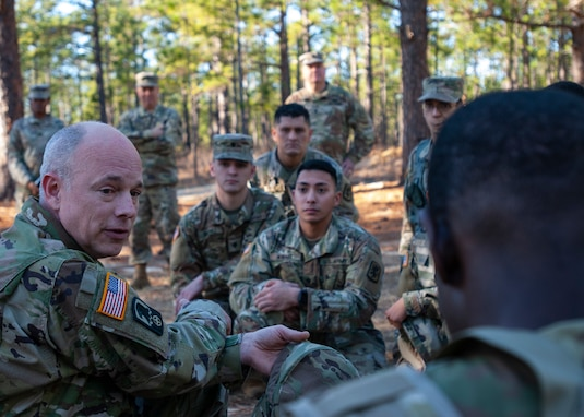 415th Chemical Brigade Best Warrior Competition