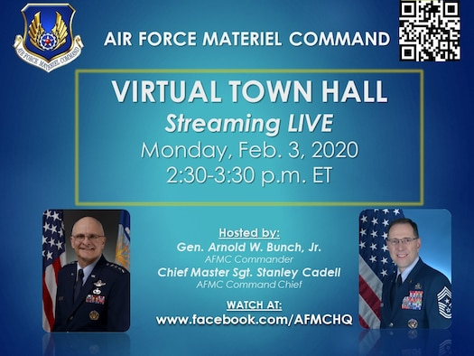 Feb. 3, 2020 Town Hall Graphic