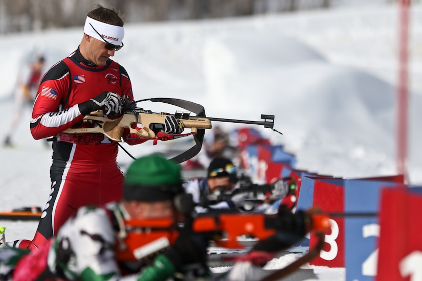 Utah Guard Hosts Regional, National Biathlon Championships