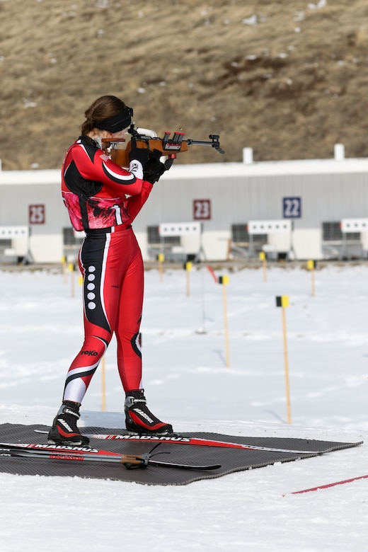 Utah Guard Hosts Regional, National Biathlon Championships