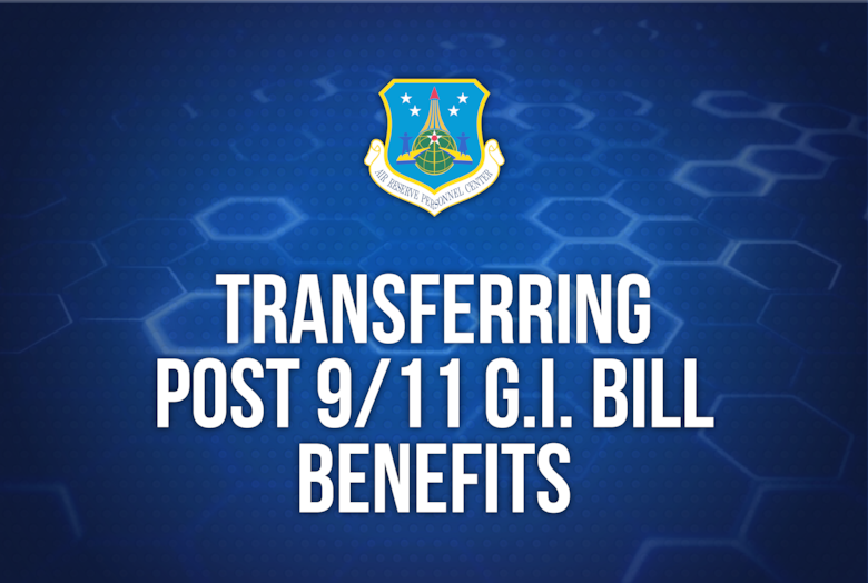 HQ ARPC Graphic for Post 9/11 G.I. Bill benefits