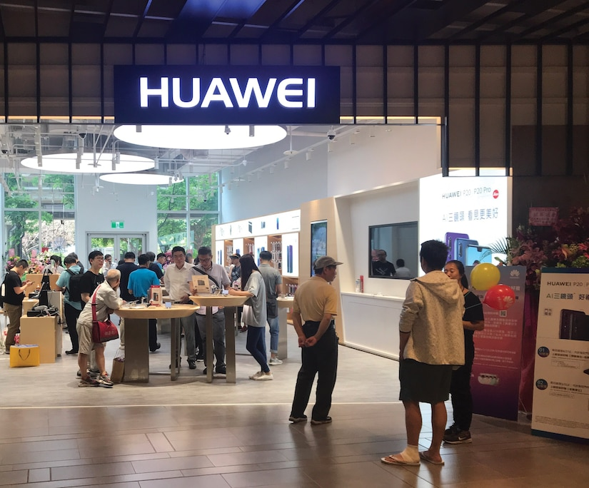 The Chinese company Huawei is establishing a dominant position in the global 5G marketplace despite concerns over security and its ties to the Chinese government. (