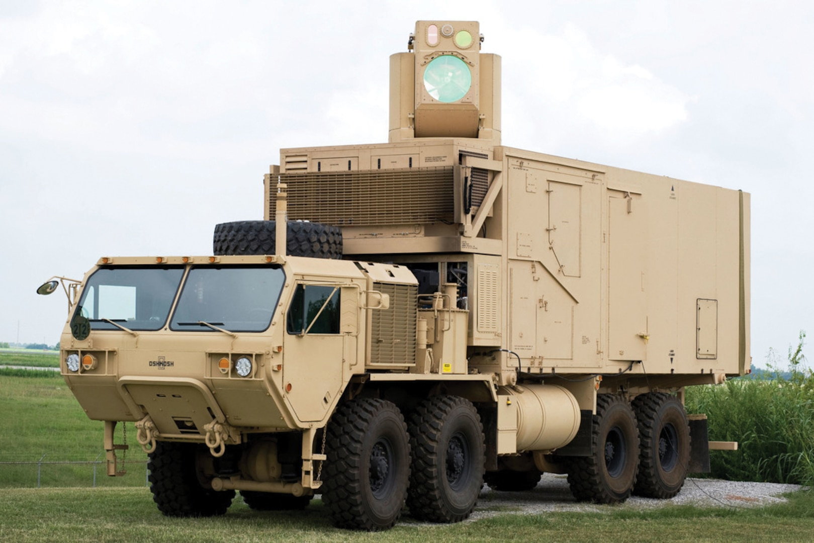 The High Energy Laser Mobile Demonstrator, or HEL MD, is the result of U.S. Army Space and Missile Defense Command research