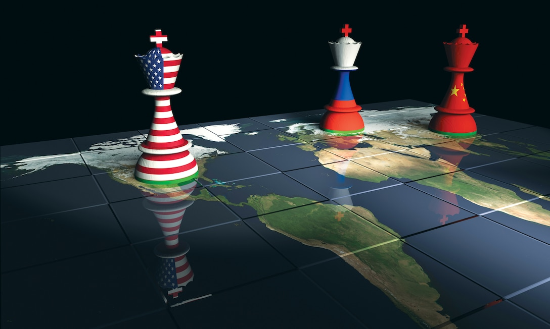 The National Security and National Defense Strategies of the United States are built upon a re-emphasis on great power