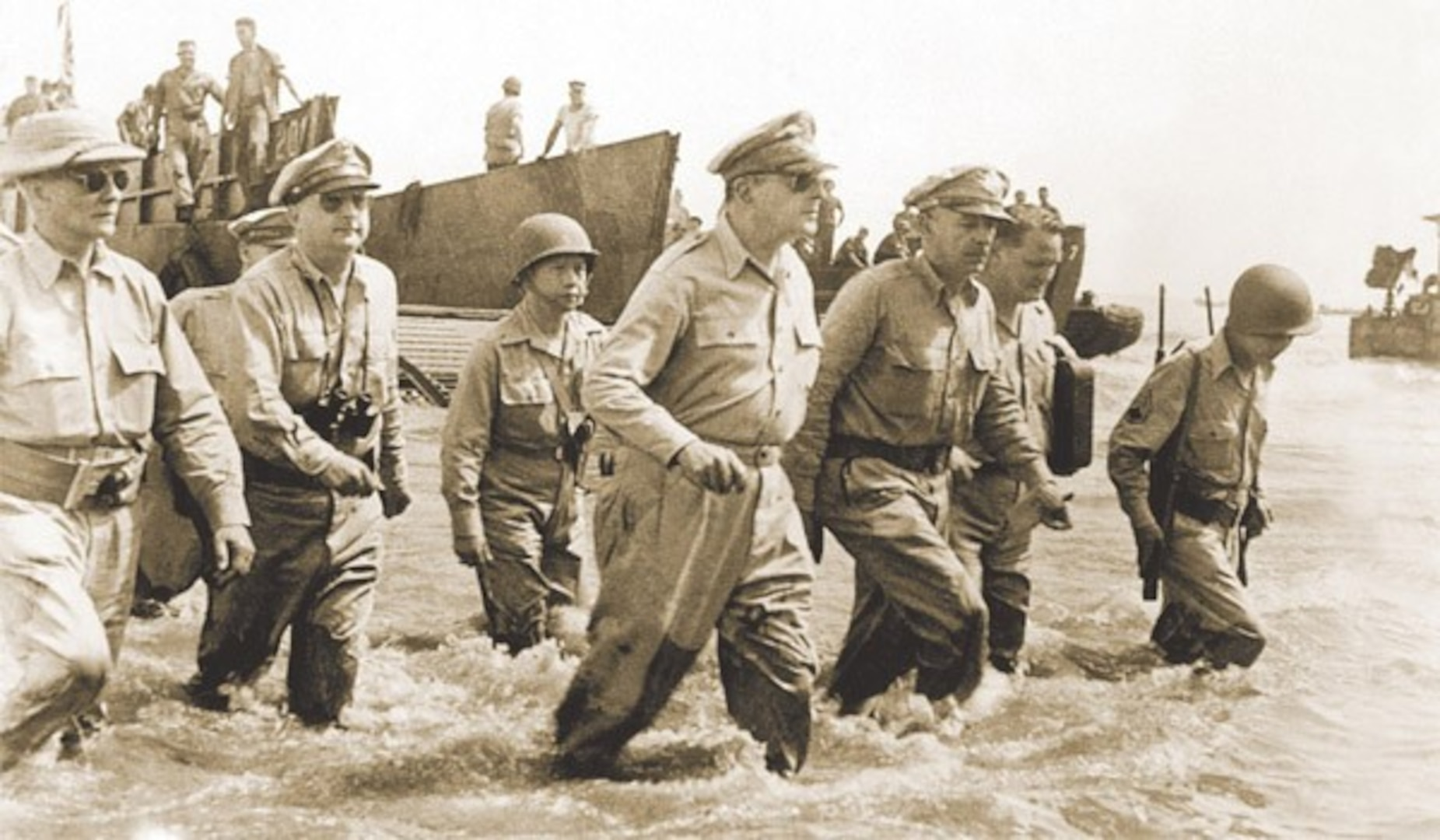 U.S. Forces Began Main Battle for Philippines 75 Years Ago