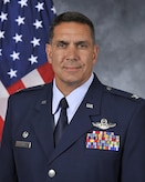 Col. Raymond A. Smith, Jr., is the commander of the 445th Airlift Wing.