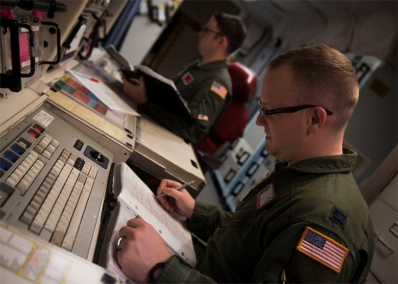 Missile Squadron deputy minuteman combat crew commander, review missile alert facility checklists