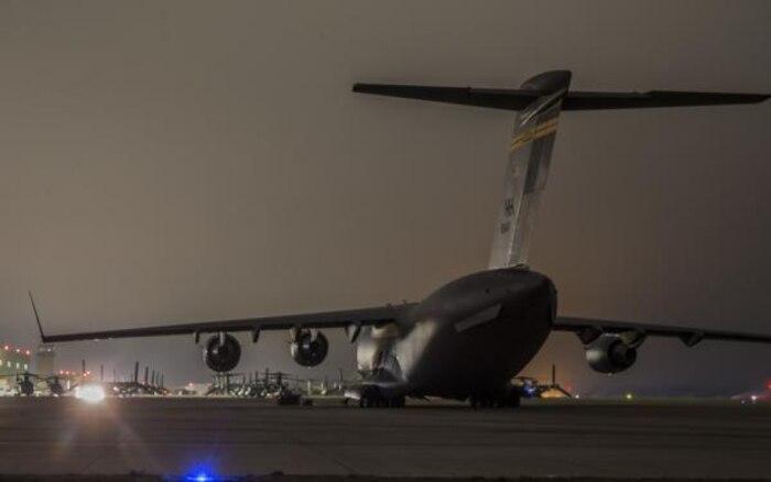 U.S. Air Force C-17 Globemaster III