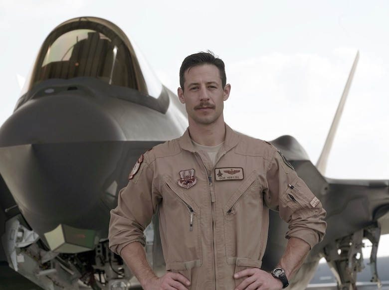 "Photo of Maj. Jondavid ""Dok"" Hertzel."