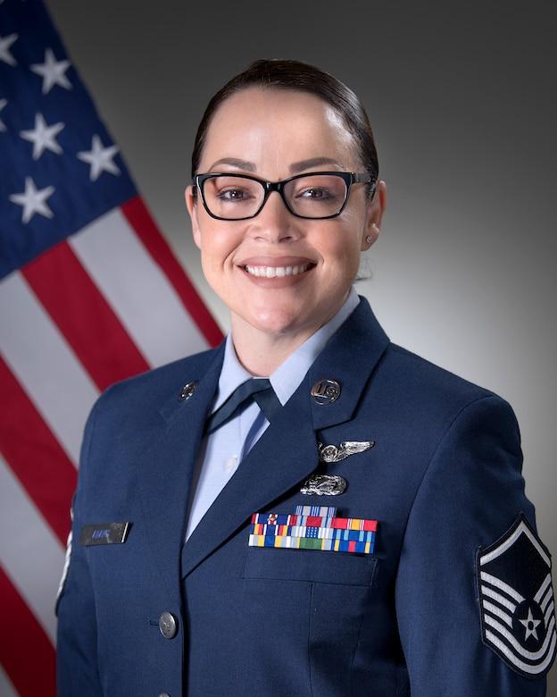 Master Sgt. Amy C. Adams, Development & Training Flight Chief, 349th Air Mobility Wing
