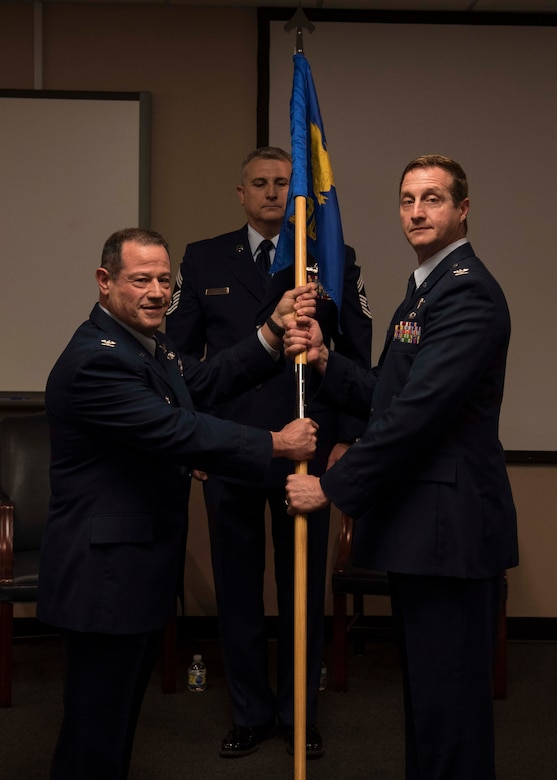 Several units of the 315th Airlift Wing held Change of Command ceremonies January 11 and 12, at Joint Base Charleston, South Carolina.