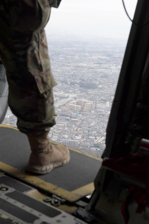 US, Japan forces welcome new year with bilateral jump