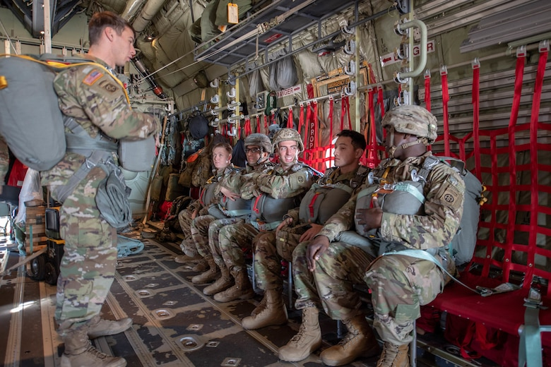 U.S.-Japan Forces welcome the New Year with Bilateral Jump