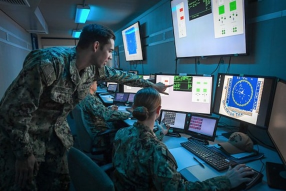 Navy's Newest Combat Simulator Trains Its First Ships