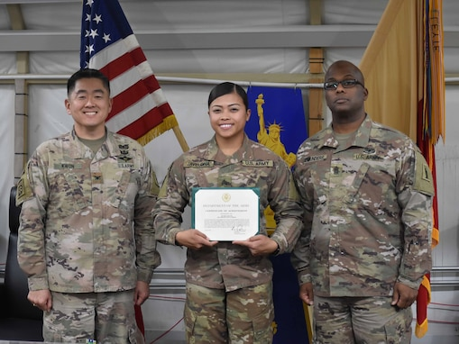 77th Brigade Soldier of the Quarter