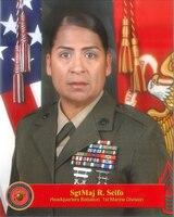 SgtMaj. Scifo Bio