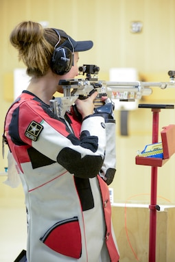 Air Rifle Paralympic Trials - Part 1