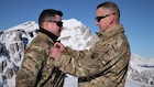 U.S. Soldiers summit Monte Specie with Italy´s 6th Alpine Regiment