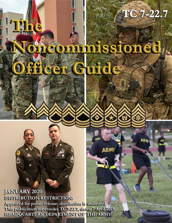 Image of the cover for The NCO Guide.