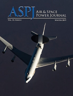 ASPJ winter cover. (Courtesy graphic)