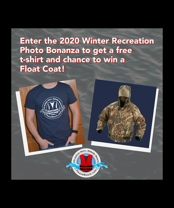 Win a FREE Float Coat! To enter it is as easy as 1-2-3. 