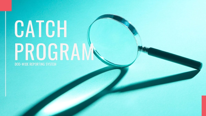 The Catch a Serial Offender (CATCH) program gives victims of sexual assault who are making a restricted report an opportunity to anonymously enter suspect information into its database.