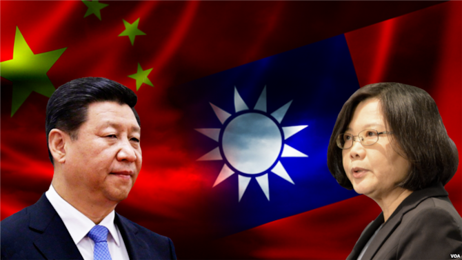 The presidents of China and Taiwan have vastly different outlooks on the Indo-Pacific but their economies are intricately interwoven with one another.