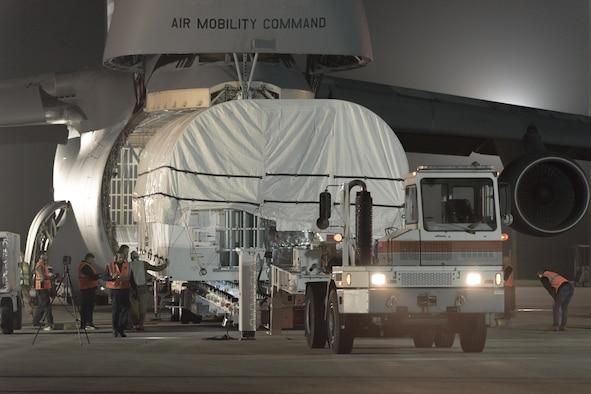 AEHF-6 Transport