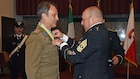 Italian base leadership duties split with arrival of a new commander