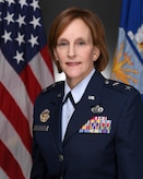 This is the official portrait of Maj. Gen. Lee Bennett.