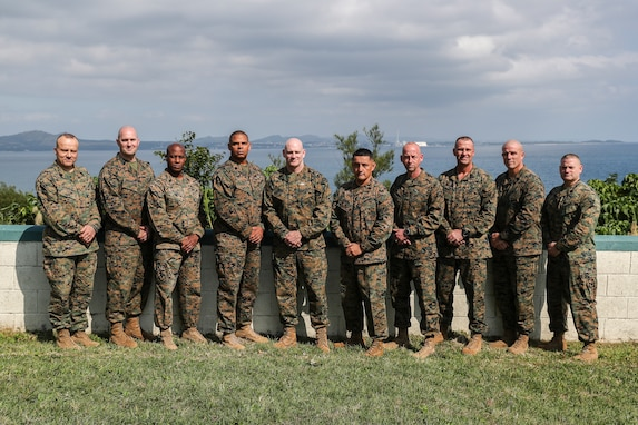 Sergeant Major of the Marine Corps Conducts Force Level Summit 2020
