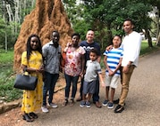 NUWC Division Newport business operations manager finds work/life balance in trip to Ghana