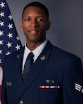 Gillespie is Airman of the Year