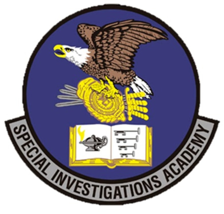 United States Air Force Special Investigations Academy Patch.