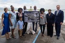 Navy Names Future Aircraft Carrier Doris Miller during MLK, Jr. Day Ceremony