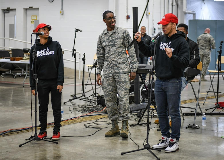 YARS held a Career and Diversity Day is to bring together the unique differences of Airmen to form a valued organization where Airmen know they can prosper and continue to serve with pride.