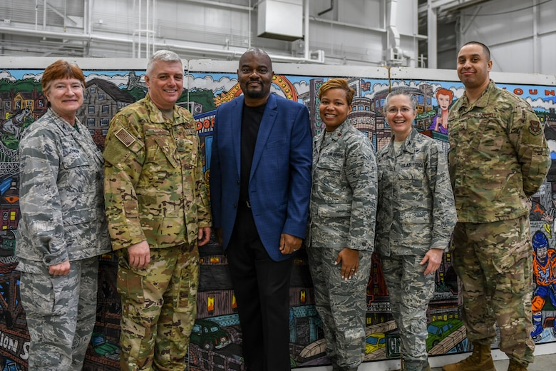 A Career and Diversity Day at Youngstown Air Reserve Station, Jan. 11, 2020, was designed to bring together the unique differences of Airmen to form a valued organization where Airmen know they can prosper and continue to serve with pride.