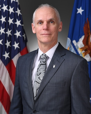 This is the official portrait of Thomas J. Lawhead.