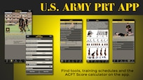 Members assigned to the U.S. Army Center for Initial Military Training partnered with developers to update the Physical Readiness Training app, which aims to provide a comprehensive guide for Soldiers to follow while preparing for the Army Combat Fitness Test at Joint Base Langley-Eustis, Virginia.