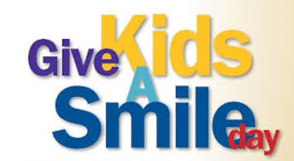 """""""Give Kids A Smile"""" Day offers free dental exams and cleanings to children age 13 and below of active duty and retired military Feb. 21 at the dental clinic at Joint Base San Antonio-Randolph."""
