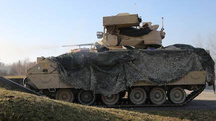 1st Cavalry Division at Combined Resolve XIII in Grafenwör, Germany