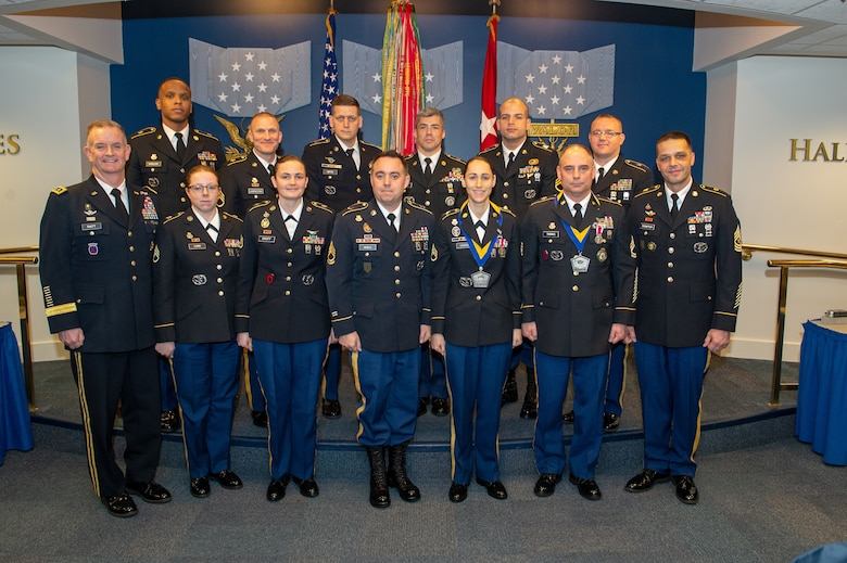 Thomas selected as top reserve component Career Counselor